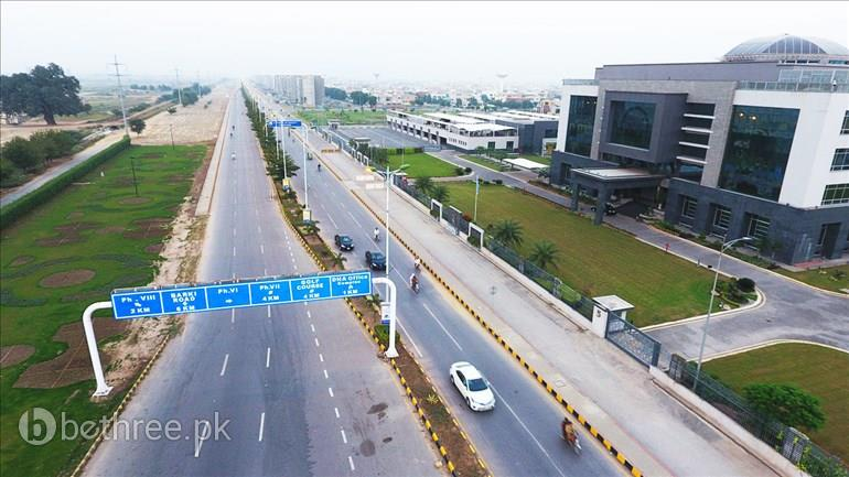 1 Kanal Pair plot X Block 621 622 for sale in DHA phase 7