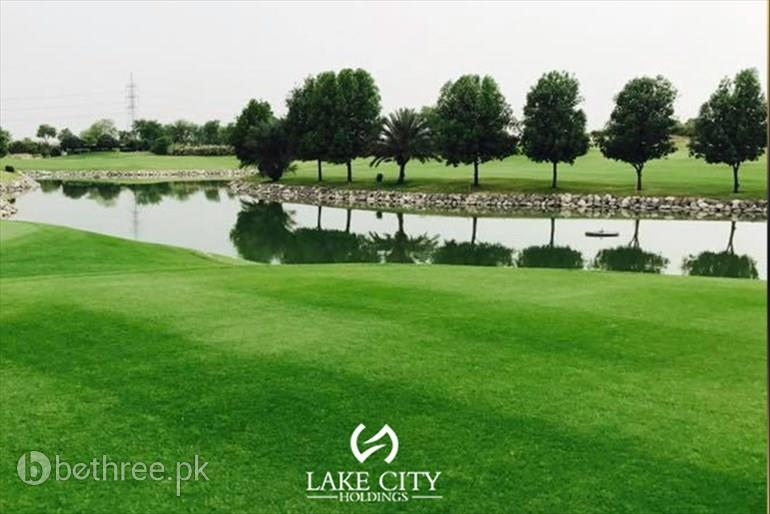 5 Marla Plot File for sale in Lake City