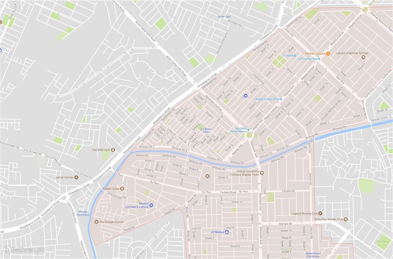Lahore World Map.Safari Housing Society0 Maps Plots For Sale In Lahore Bethree