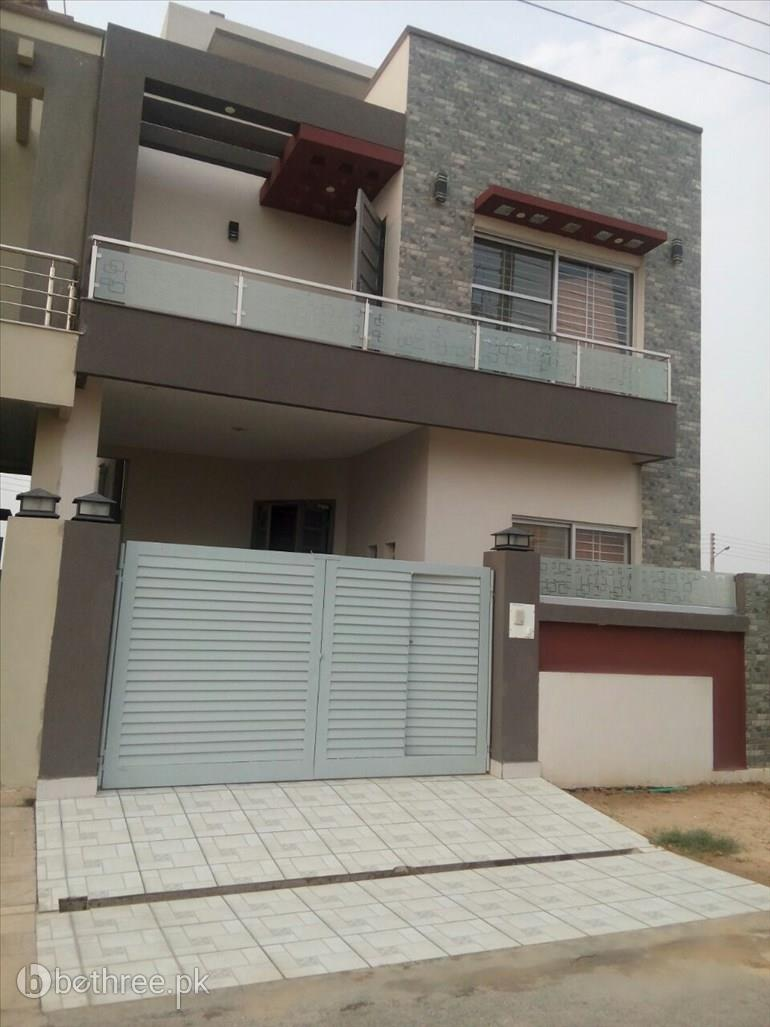 10 Marla House Front Elevation Lahore : Marla home for sale in dha phase rahbar